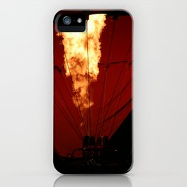 Hot Air Balloon iPhone Case