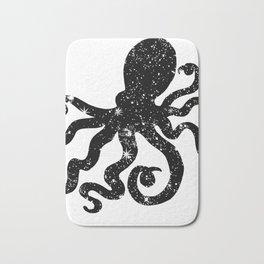 Space Octopus Bath Mat