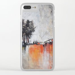 Field of Dreams Clear iPhone Case