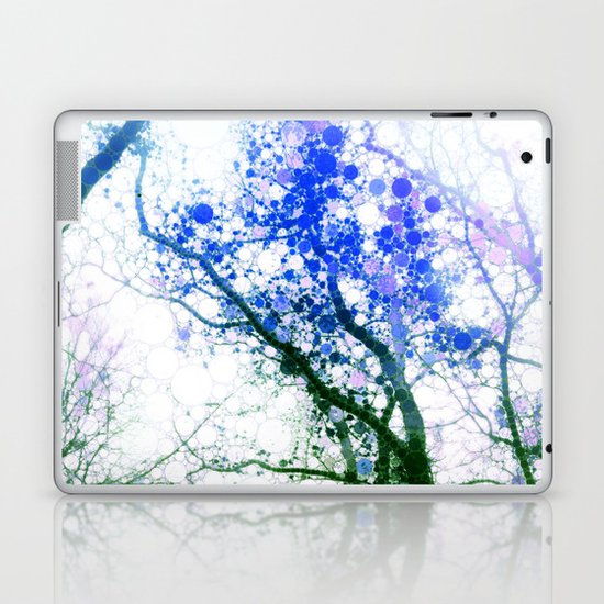 Tree Abstract 1 Laptop & iPad Skin