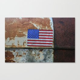 Rusted Glory Canvas Print