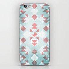 Water Hyacinth iPhone & iPod Skin