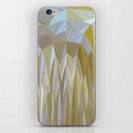 Icy Blast iPhone Skin
