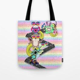 Colorful memories Tote Bag