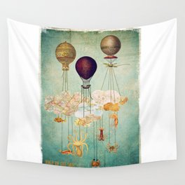 High in the Sky Wall Tapestry