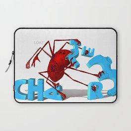 Lort Eating Chapter 3 Laptop Sleeve