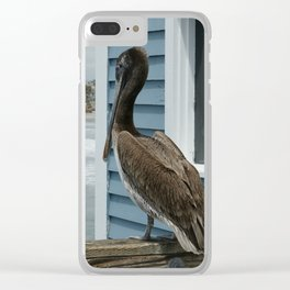 Chiller Pelican Clear iPhone Case