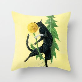 Unrooted Throw Pillow