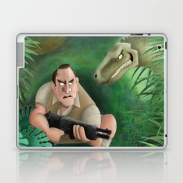 Clever Girl Laptop & iPad Skin