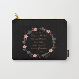 Come With Me, Peter Pan Carry-All Pouch