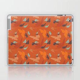 Bird Camouflage at Sunset Laptop & iPad Skin