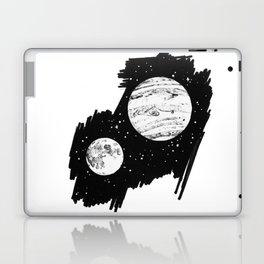 Nothing and everything Laptop & iPad Skin