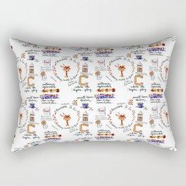 Clemson Village Rectangular Pillow
