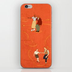 Sing, sing, sing! iPhone & iPod Skin