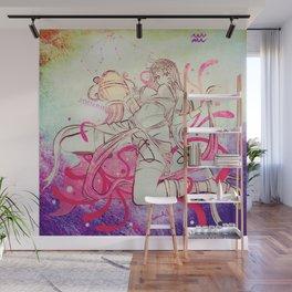 Aquarius / Liquid tentacles Wall Mural