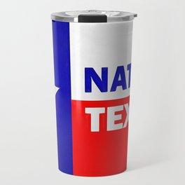 Native Texan Travel Mug