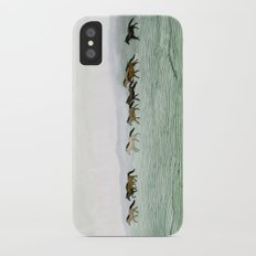 Wild Horses iPhone X Slim Case