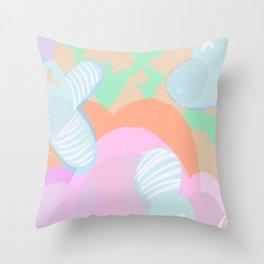 """Recurring Dreams"" Serie Nr.3 Throw Pillow"