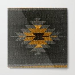 wool kilim Metal Print