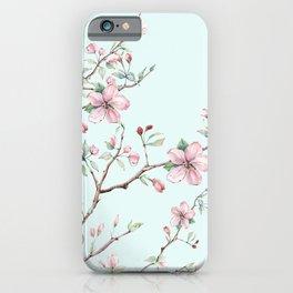 Apple Blossom #society6 #buyart iPhone Case