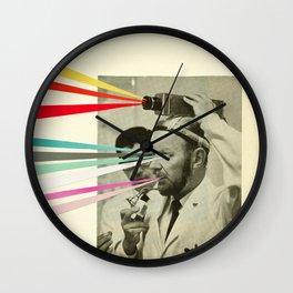 Communicator Wall Clock