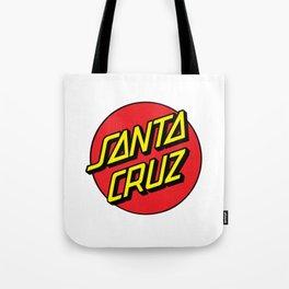 Santa Cruz Tote Bag