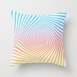 Bakana Summer Twista Throw Pillow