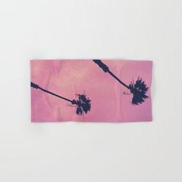Pink Haze   Palms Hand & Bath Towel