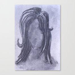 Girl #5 Canvas Print