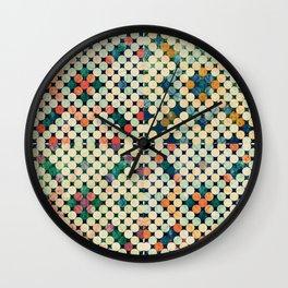 The Meek Dots Wall Clock