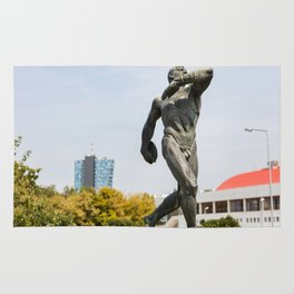 Roumania, Dinamo Bucharest Rug
