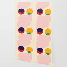 happy shapes Wallpaper