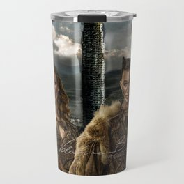Clexa - New World Travel Mug