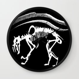 Sabretooth Wall Clock
