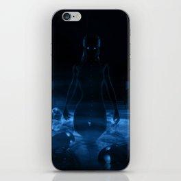 Drow man eater iPhone Skin
