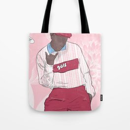 CALL ME SOMETIME. Tote Bag