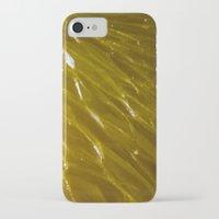 orange pattern iPhone & iPod Cases featuring Orange pattern by Svetlana Korneliuk