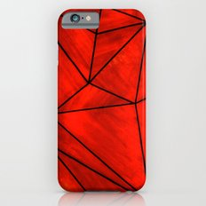 Modern Abstract Triangle Pattern Slim Case iPhone 6s