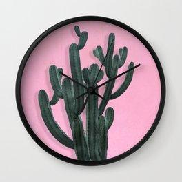 Kaktus No. 2 Wall Clock