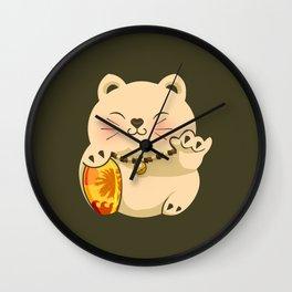 LUCKY SHAKA.v2 Wall Clock