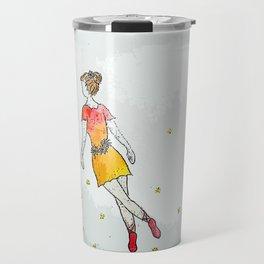 Fairy in a jar Travel Mug