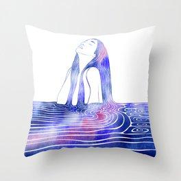 Nereid LXV Throw Pillow