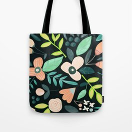 Floral Mood Tote Bag