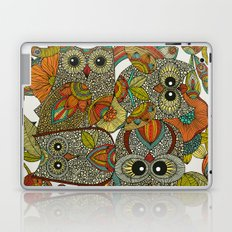 4 Owls Laptop & iPad Skin