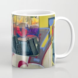 Departure with Ghosts Coffee Mug