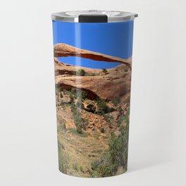 Beautiful Landscape Arch Travel Mug