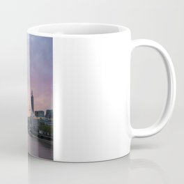The View of the River Thames Coffee Mug