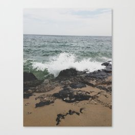 Beach Day 3 Canvas Print
