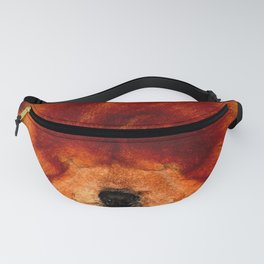 Sleeping Chow Chow Fanny Pack