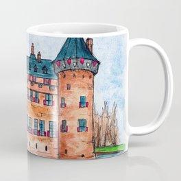 De Haar Castle Coffee Mug